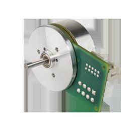 motor brushless electrónica integrada
